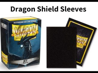 Dragon Shield Sleeves card