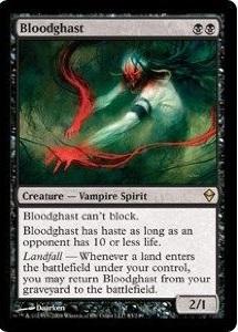 Bloodghast (83) - Zendikar