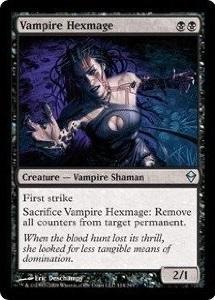 Vampire Hexmage (114) - Zendikar