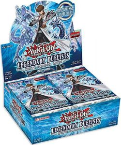 1. Legendary Duelists: White Dragon Abyss Booster Box