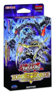 3. Yu-Gi-Oh! TCG: Zombie Horde Structure Deck