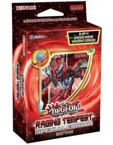 5. YuGiOh Raging Tempest Special Edition Mini Booster Box