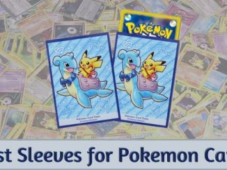 Best Sleeves for Pokemon Cards