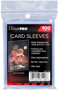 Ultra Pro Card Sleeves for Pokemon