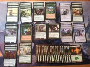 Mono Green Elf Ramp Deck – Modern Legal