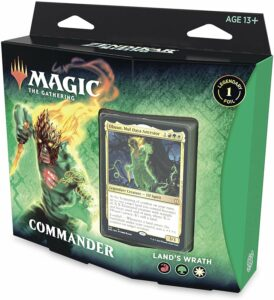 The Gathering Zendikar Rising Commander Deck