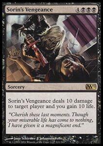 Sorin's Vengeance